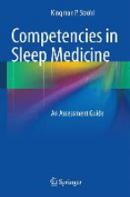 Strohl, Kingman P. Competencies in Sleep Medicine