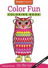 Thaneeya McArdle Color Fun Coloring Book