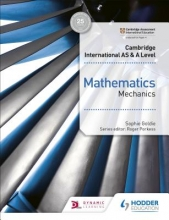 Goldie, Sophie Cambridge International AS & A Level Mathematics Mechanics