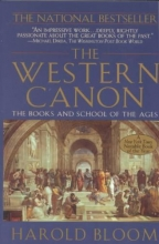 Bloom, Harold The Western Canon