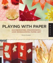 Helen Hiebert Playing with Paper