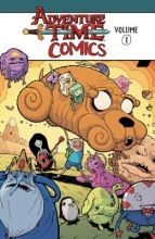 Cook, Katie,   Baltazar, Art,   Millionaire, Tony Adventure Time Comics 1