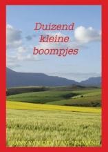Frank van den Ham-Msimang Duizend kleine boompjes