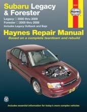 Haynes Publishing Subaru Legacy/Forester 2000-09