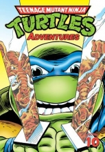 Teenage Mutant Ninja Turtles Adventures 10