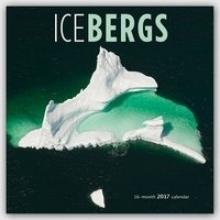 Icebergs 2017 Calendar