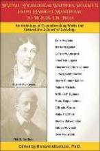 Seminal Sociological Writings, Volume 2