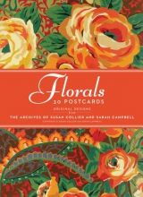 Campbell, Collier Florals: 30 Postcards