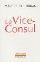 Duras, Marguerite Le Vice-Consul