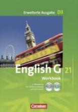 Schwarz, Hellmut English G 21. Erweiterte Ausgabe D 3. Workbook mit e-Workbook und Audios online