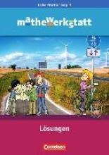 mathewerkstatt 04. Mittlerer Schulabschluss Baden-Württemberg. Lösungsheft zum Schülerbuch