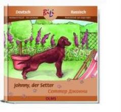 Gersmeier, Ria Johnny, der Setter. Deutsch-russische Ausgabe