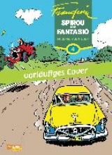 Franquin, André Spirou & Fantasio Gesamtausgabe 04: Spirou Gesamtausgabe Band 4