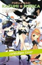 Magica Quartet Puella Magi Kazumi Magica 01
