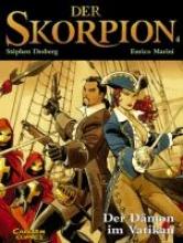 Marini, Enrico Der Skorpion, Band 4: Der Dmon im Vatikan