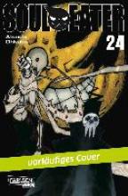Ohkubo, Atsushi Soul Eater 24
