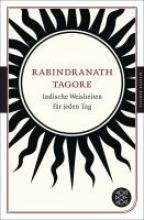 Tagore, Rabindranath Indische Weisheiten für jeden Tag