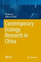 Wenhua Li Contemporary Ecology Research in China