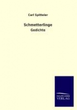 Spitteler, Carl Schmetterlinge