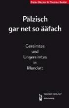Becker, Dieter Pälzisch gar net so ääfach