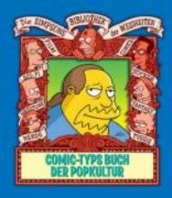 Groening, Matt Simpsons  Comic-Typs Buch-Der Popkultur