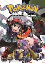 Kusaka, Hidenori Pokémon: Schwarz und Weiß 09
