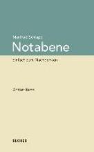 Schlapp, Manfred Notabene