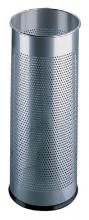 , Paraplustandaard 3350-23 perforatie 62x26cm zilver