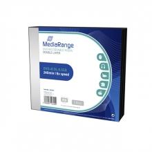 , DVD+R MediaRange DL 8.5GB|Slimcase Pack a 5 stuks