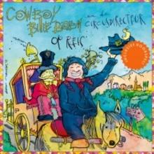 COWBOY BILLIE BOEM  OP REIS (CD & HOORSPEL)