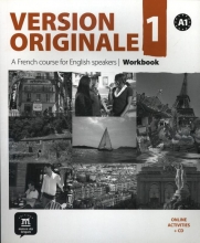 Version Originale 1 - Workbook English edition + CD
