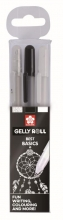 , Gelschrijver Sakura Gelly Roll Basics ass