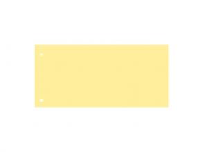 , Scheidingsstrook Kangaro smal 240x105mm 180gr geel