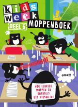 Kidsweek moppenboek 5 Nóg leukere moppen en raadsels uit Kidsweek