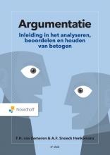 A.F. Snoeck-Henkemans F.H. van Eemeren, Argumentatie