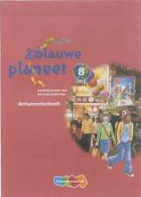 Roger  Baltus, Annemarie van den Brink De Blauwe Planeet Groep 8 Antwoordenboek