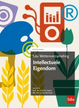, Sdu Wettenverzameling Intellectuele Eigendom 2020