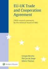 Edwin Thomas Giorgio Beretta  Piet Jan de Jonge, EU-UK Trade and Cooperation Agreement
