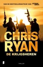 Chris  Ryan De krijgsheren