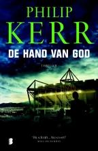 Philip  Kerr Scott Manson De hand van God