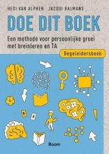 Jacqui Halmans Hedi van Alphen, Doe dit boek (begeleidersboek)