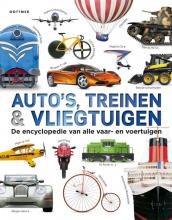 Clive  Gifford Auto`s, treinen & vliegtuigen