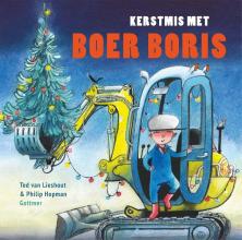 Ted van Lieshout, Philip  Hopman Kerstmis met Boer Boris