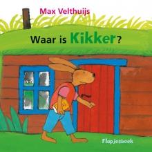 Max Velthuijs , Waar is Kikker?