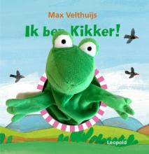 Max Velthuijs , Ik ben Kikker!