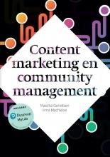 Irma Machielse Mascha Gerretsen, Contentmarketing en community management
