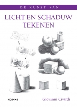Giovanni  Civardi, Licht en schaduw tekenen