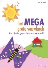 Thea van Mierlo Het megagrote vouwboek