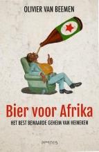 Olivier van Beemen Bier voor Afrika