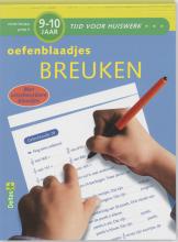 Moniek Vermeulen Oefenblaadjes Breuken 9-10 jr